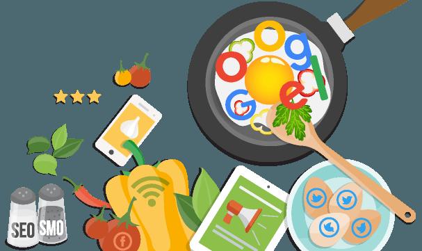 Blog de 24-7 - Casse-croûte digital