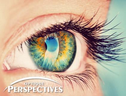 Communication web et print Optique Perspectives