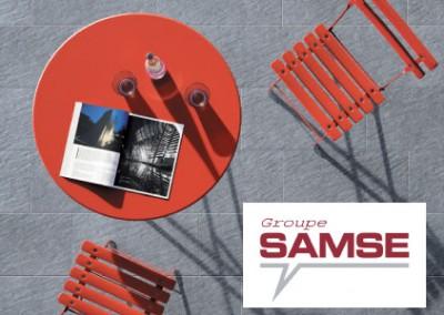 Sites web et développements web Groupe Samse