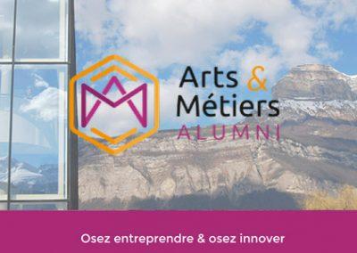 Site web congrès national de la Société des Ingénieurs Arts & Métiers