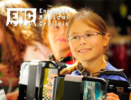 Communication association Ensemble Musical Crollois (EMC)