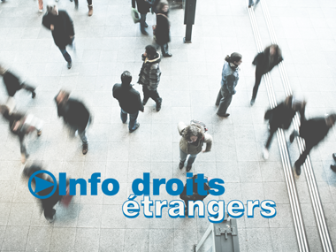 Refonte du site Infos Droits Étrangers