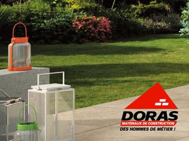 Site internet DORAS