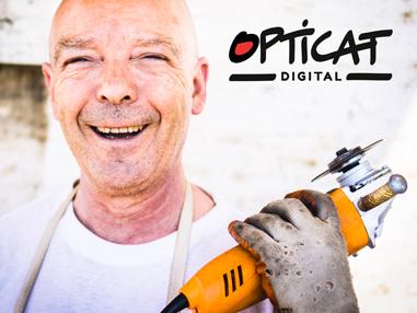Site d'actualités Opticat digital