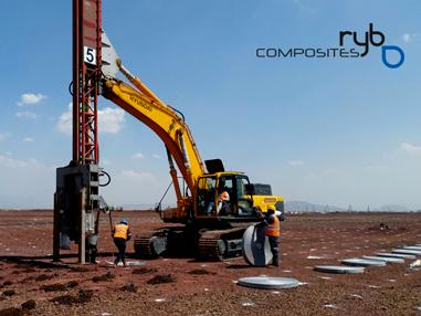 Refonte du site vitrine de RYB Composites