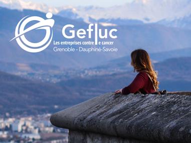Site internet de l'association GEFLUC Grenoble