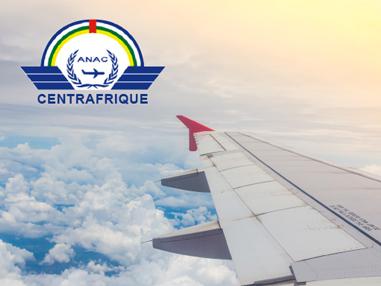 Site internet de L'Autorité Nationale de l'Aviation Civile de la République Centrafricaine