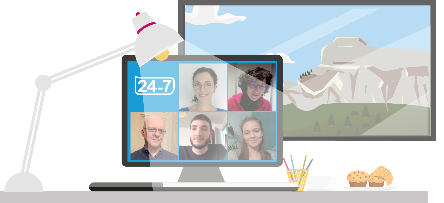 agence web grenoble equipe 24-7